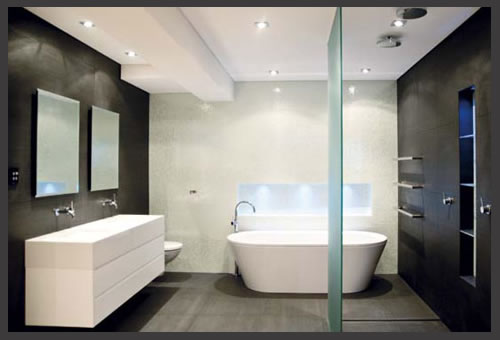 Luxury bathroom design construction and renovation for Bathroom design and renovations